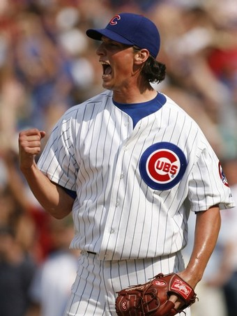 Jeff Samardzija is Kind of Pissed