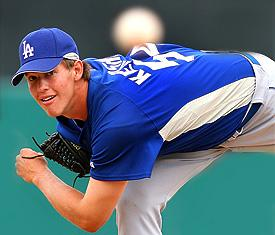 clayton kershaw - dodgers