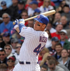 anthony rizzo - cubss